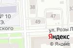 Схема проезда до компании Чистая сделка в Кирове