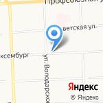 Конфетный букет на карте Кирова