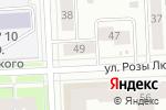 Схема проезда до компании Sharp Time в Кирове