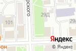 Схема проезда до компании Бигмак в Кирове