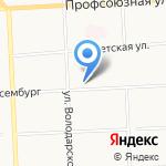 Геологический музей естественной истории на карте Кирова