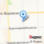 Софт-Сервис на карте Кирова