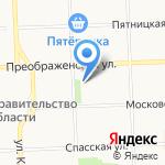 BioVod на карте Кирова