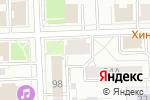 Схема проезда до компании Фармакор в Кирове
