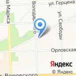 Ваш Климат на карте Кирова