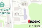 Схема проезда до компании Петербургский лицей в Кирове