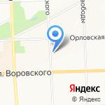 Симфония здоровья на карте Кирова