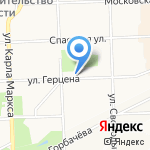Viktori-Art на карте Кирова