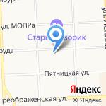 Народный буфет на карте Кирова