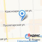 Добрая сказка на карте Кирова