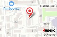 Схема проезда до компании Адвокатский кабинет Бакина В.В. в Кирове