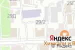 Схема проезда до компании Top Gear в Кирове