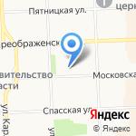 Top Gear на карте Кирова