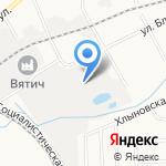 ОДФ-сервис на карте Кирова