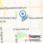 ITGalaxy на карте Кирова