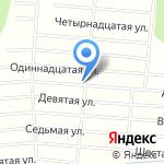 Николаевич на карте Кирова