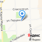 ПрофБизнес на карте Кирова