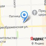 Реально на карте Кирова