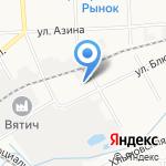 РусИнформ на карте Кирова