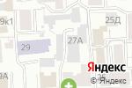 Схема проезда до компании Кировская фармацевтическая фабрика в Кирове