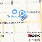 Auto-camera на карте Кирова