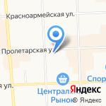 Вяткомторг на карте Кирова