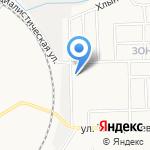 Ветераны уголовно-исполнительной системы Кировской области на карте Кирова