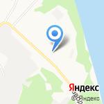 Вектор-Киров на карте Кирова