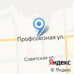 Ирис на карте Кирова