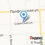 СПК-Спорт на карте Кирова