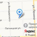 Siam на карте Кирова