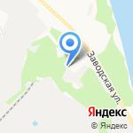 Автоэксперт на карте Кирова
