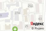 Схема проезда до компании Медиа-Сервис в Кирове