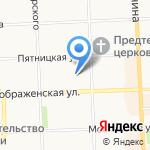 Регион Сервис на карте Кирова