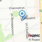 ГлавБух43 на карте Кирова