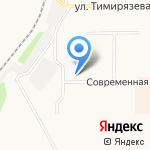 Флагман на карте Кирова