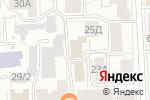 Схема проезда до компании Аметист в Кирове