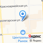 Ваша сумочка на карте Кирова