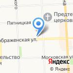 Книги детям на карте Кирова