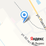 Детский сад №195 на карте Кирова