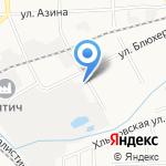 Нанопласт на карте Кирова