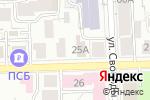 Схема проезда до компании Экокафе в Кирове
