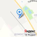 Русшина-Киров на карте Кирова