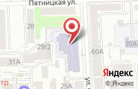 Схема проезда до компании Кировский экономико-правовой лицей в Кирове
