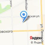 РОСГОССТРАХ на карте Кирова