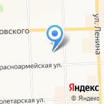 ДЮСШ №5 на карте Кирова