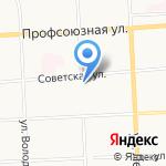 Ключ здоровья на карте Кирова