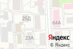 Схема проезда до компании Интим в Кирове