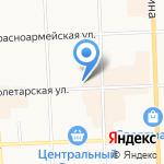 ФОНБЕТ на карте Кирова