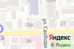 Схема проезда до компании Vip в Кирове